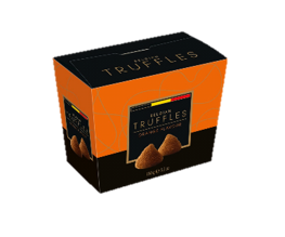 Belgian Truffles Orange