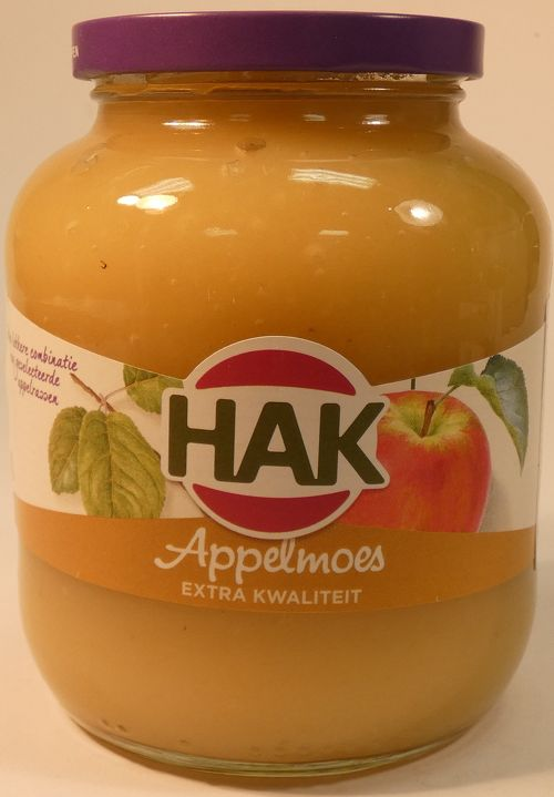 Apple Sauce - Hak