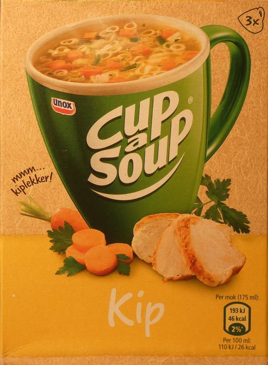 Chicken - Cup a Soup