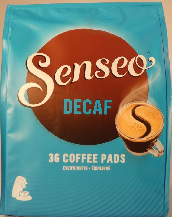 Senseo Decafe Coffee Pads