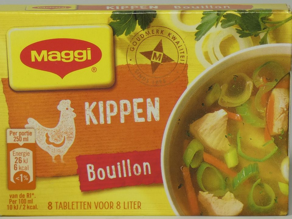 Chicken Stock Maggi
