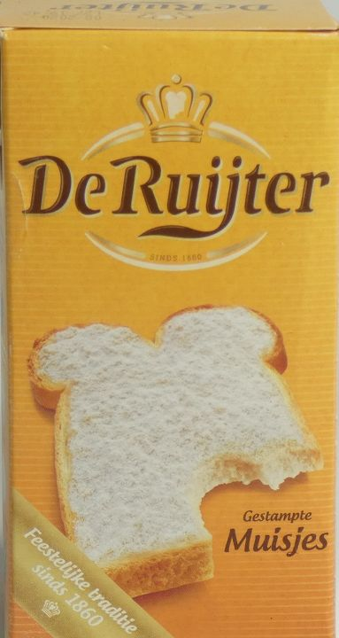 Ground Aniseed Powder (Gestampte Muisjes) De Ruyter
