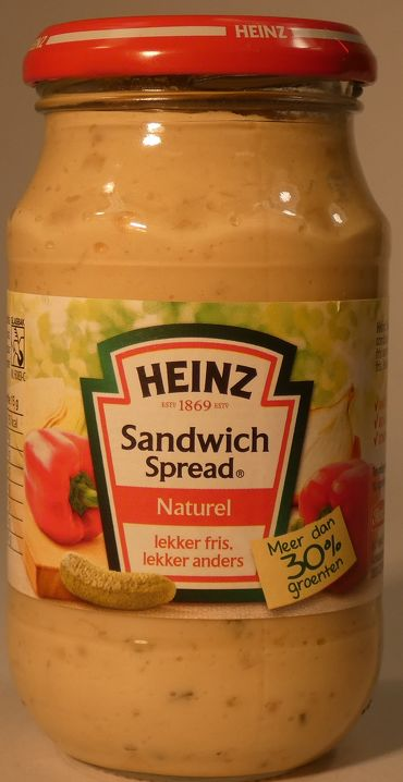 Sandwich Spread - Natural