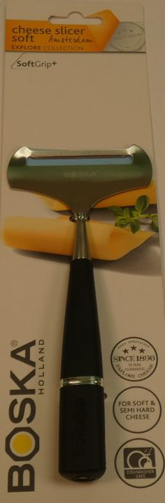Cheese Slicer Half - Black