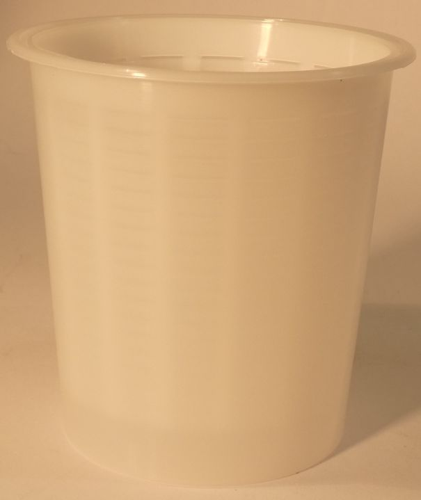 Large Ricotta Container & Basket