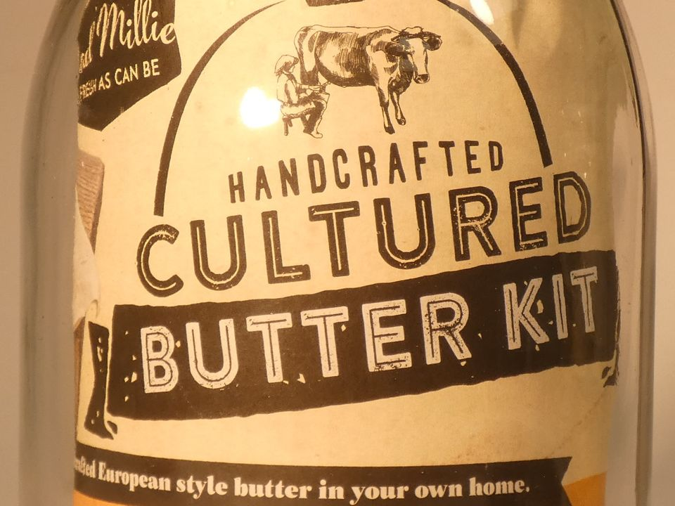 Cultered Butter Kit