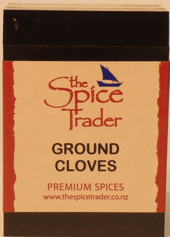 Cloves - Ground