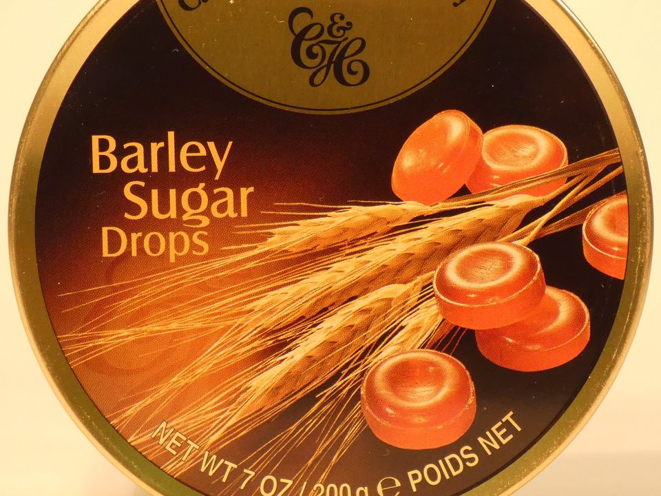 Barley Sugar Drops